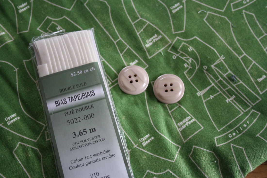 New Sewing Plans - Katherine Funk